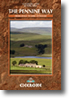 The Pennine Way by Paddy Dillon Cicerone
