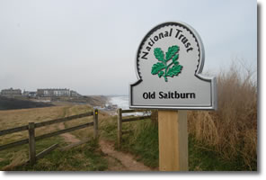 National Trust Old Saltburn