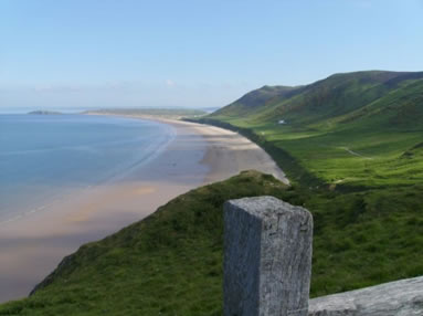Gower Walking Festival 2015