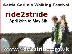 Ride 2 Stride walking festival 2014