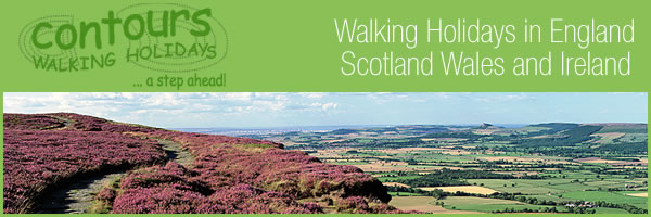walking holidays in England, Scotland, Wales and Ireland